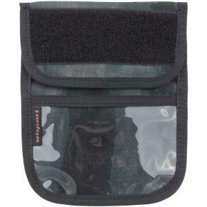 Wisport Patrol Hals ID-plånbok - A-TACS LE