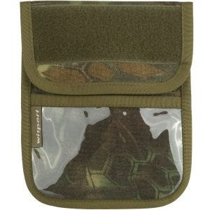 Wisport Patrol Hals ID-plånbok - Kryptek Mandrake