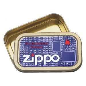 Zippo 3D Tobaksburk 1 uns