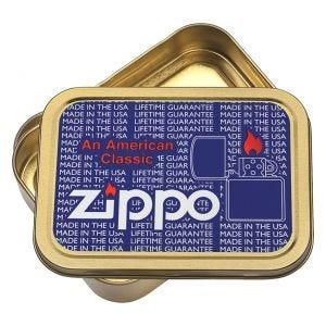 Zippo 3D Tobaksburk 2 uns